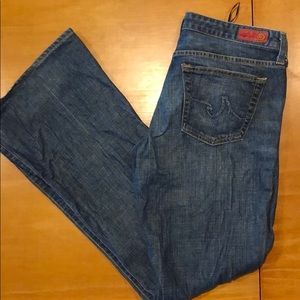 AG jeans, the club, size 31